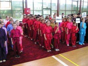 Парад открытия Первенства России 2005 года