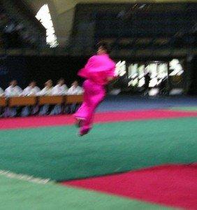 Сюаньфэнцзяо на 720 градусов в исполнении Тагира Муратова из Нижневартовска – бронзового призера многоборья