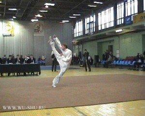 Сергей Суховей. Цзуйцюань