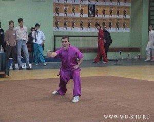 Иван Молчанов – стиль тигра