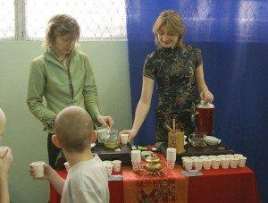 Дегустация элитных китайских видов чая от компании Баолинь
