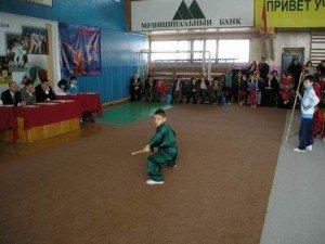 На юношеском ковре судейскую бригаду возглавляет Сергей Сыщиков