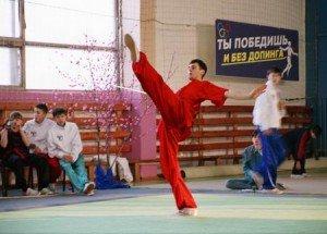 Анатолий Литвинов – серебряный призер в цюаньшу и многоборье