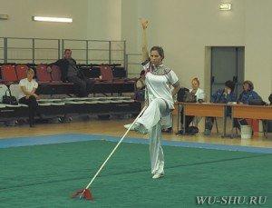 Анастасия Шалабанова - начало комплекса цяншу