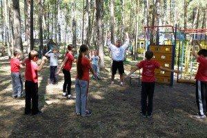 Тест по ОФП Лагерь 2015-8
