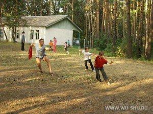 Иван Молчанов и Анатолий Литвинов тренируют самых маленьких